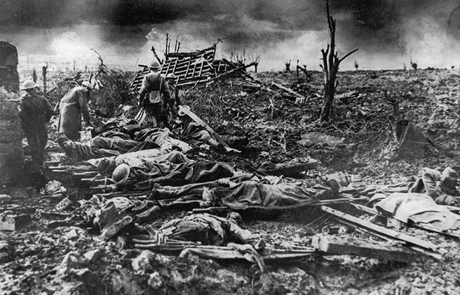Битва при Пашендейле - крупное сражение Первой мировой
