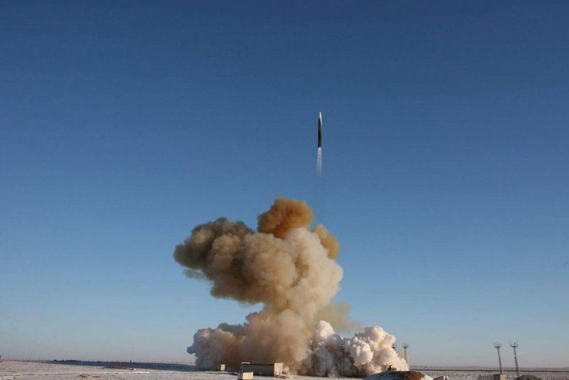 Межконтинентальная баллистическая ракета УР-100 - самое массовое оружие РВСН