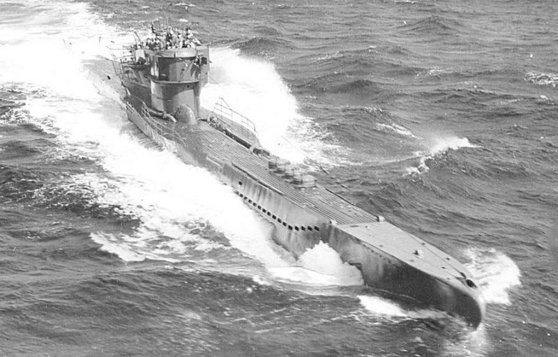 Субмарины в мировых войнах