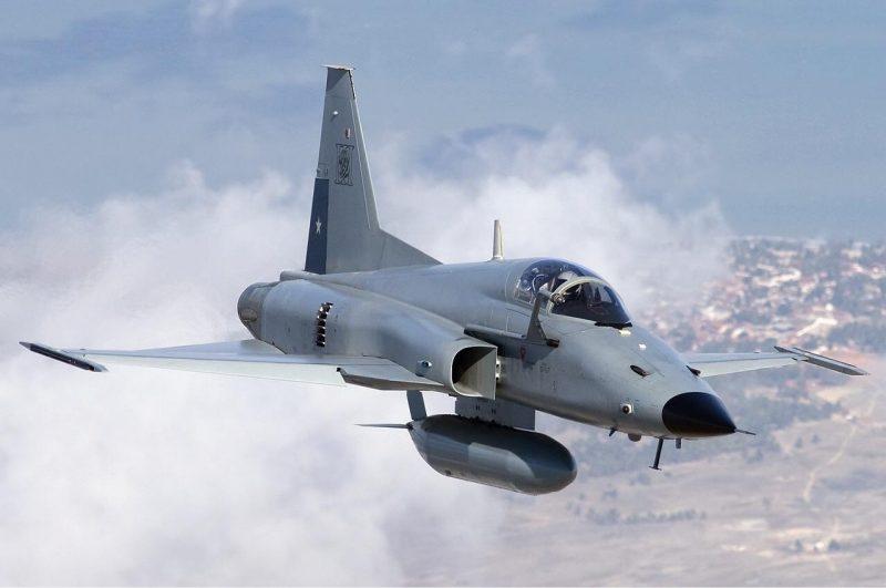 Истребитель-бомбардировщик «Нортроп» F-5