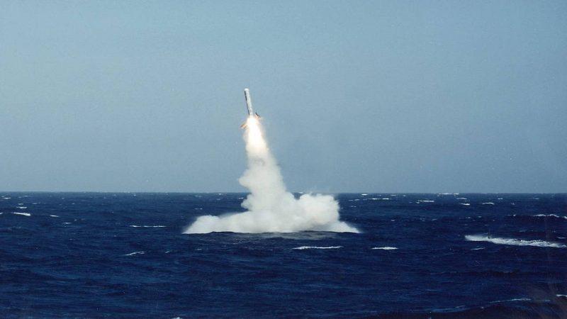 Крылатые ракеты морского базирования большой дальности США