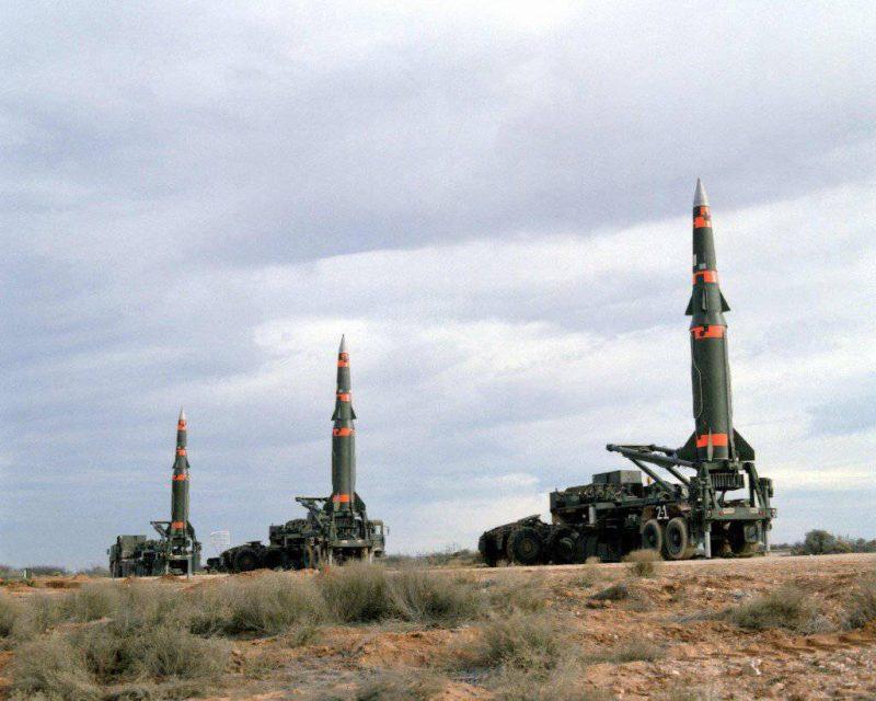 Баллистические ракеты тактического и оперативно-тактического назначения США