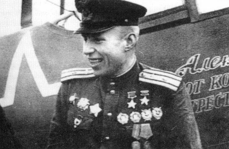 Алексей Алелюхин - «Если в небе Алелюхин, значит, «Юнкерс» - на земле»