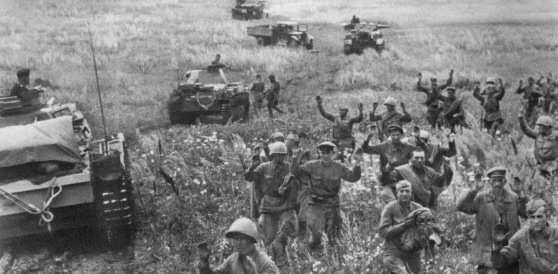 Битва под Киевом - оборона Киева