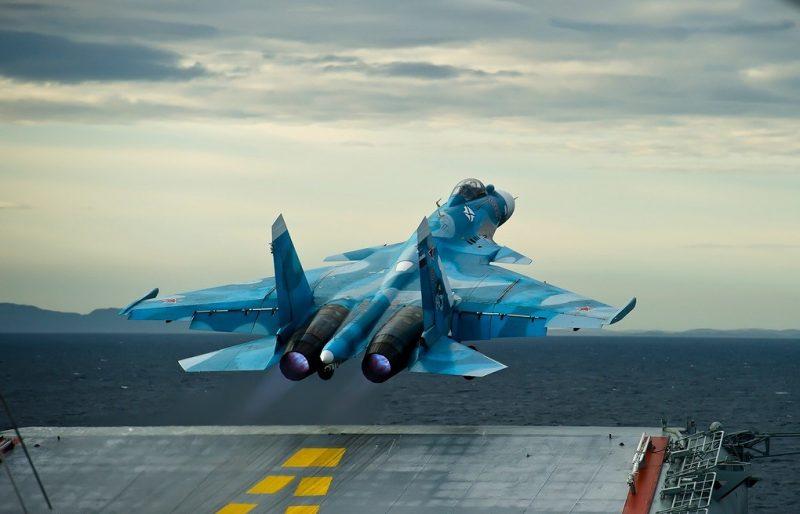 Современная морская авиация