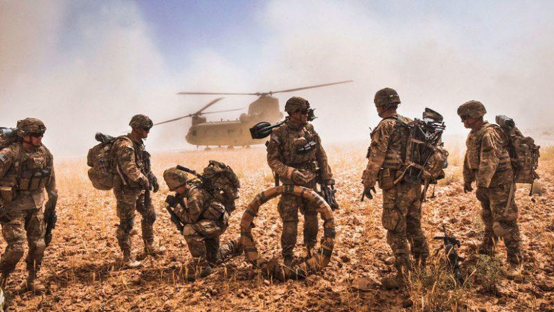 Морская пехота США - авиационный компонент