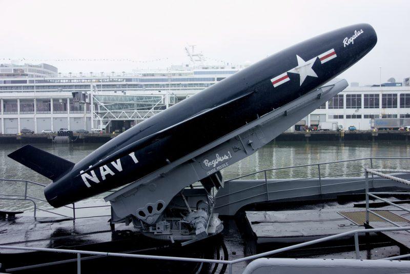 Крылатые ракеты морского базирования США