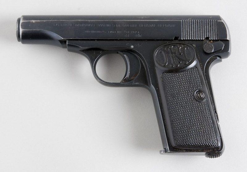 Пистолет Браунинга модели 1910 года
