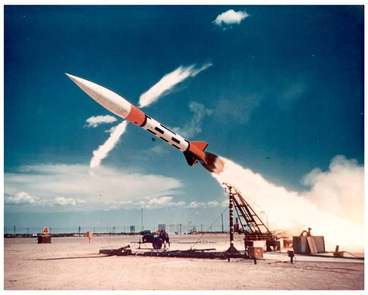 Тактический ракетный комплекс MGR-1 «Онест Джон»