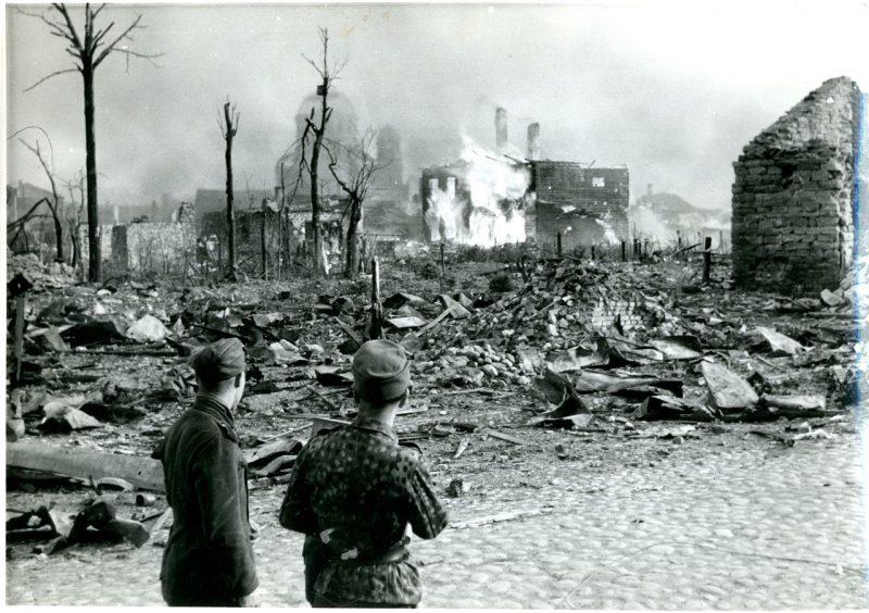 Нарвская операция 1944 года
