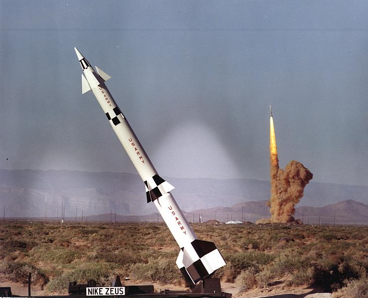 Зенитные ракетные комплексы и противоракетные комплексы США