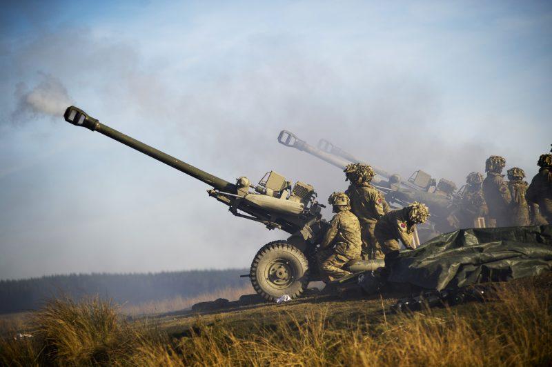 105-мм легкая гаубица L118