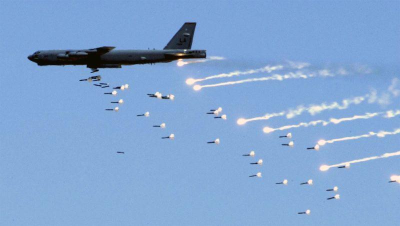 Стратегические бомбардировщики США
