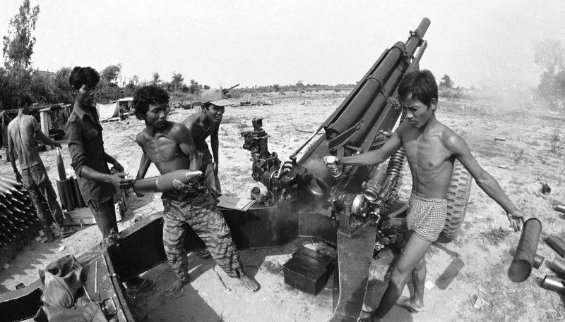 Вьетнамо-кампучийский конфликт