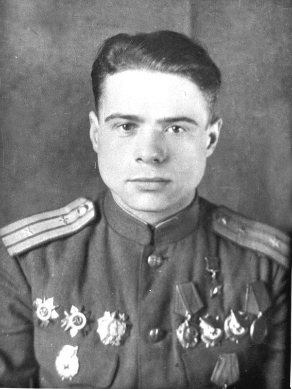 Иван Воробьев - штурмовик-рекордсмен