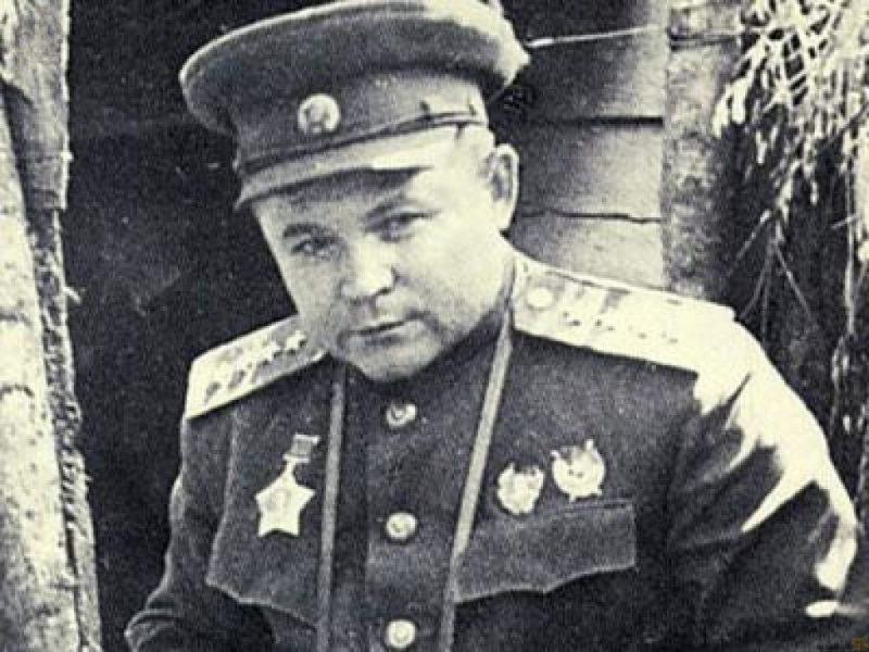 Николай Ватутин - «где Ватутин - там победа»