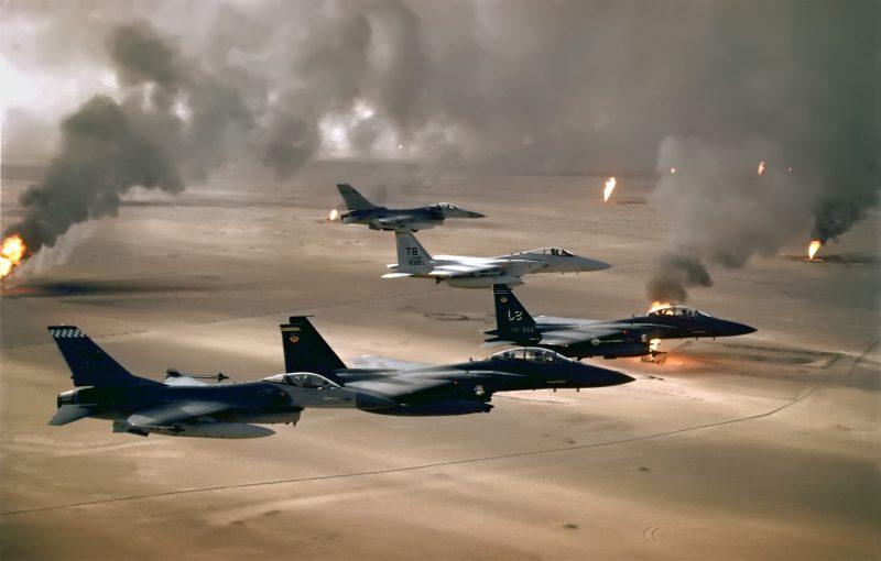 Нестратегические ядерные вооружения воздушного базирования США