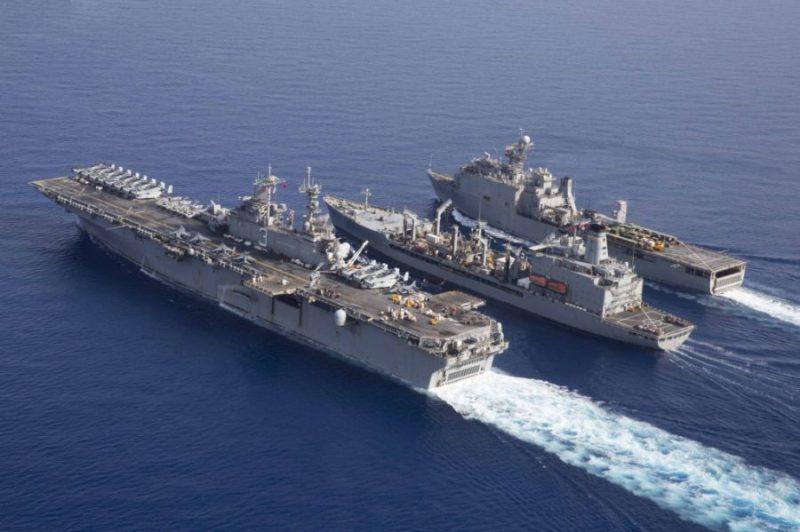 Командование морских перевозок США
