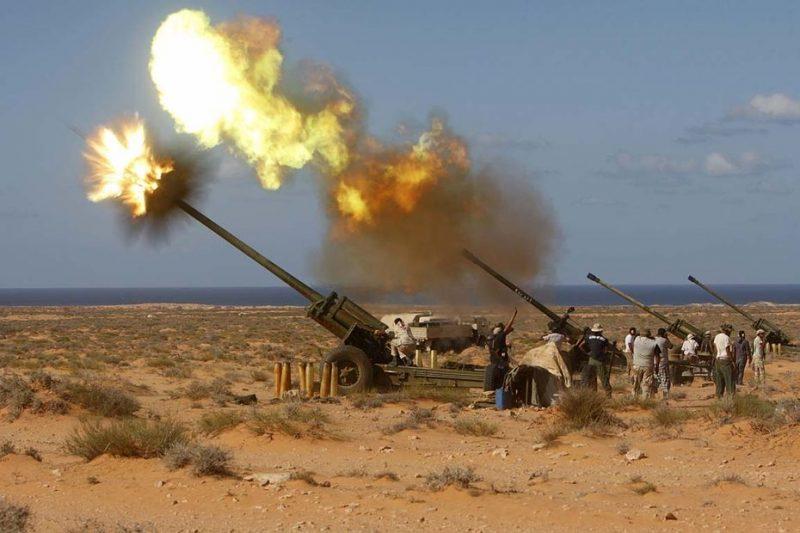 130-мм пушка М-46 - мощная и дальнобойная