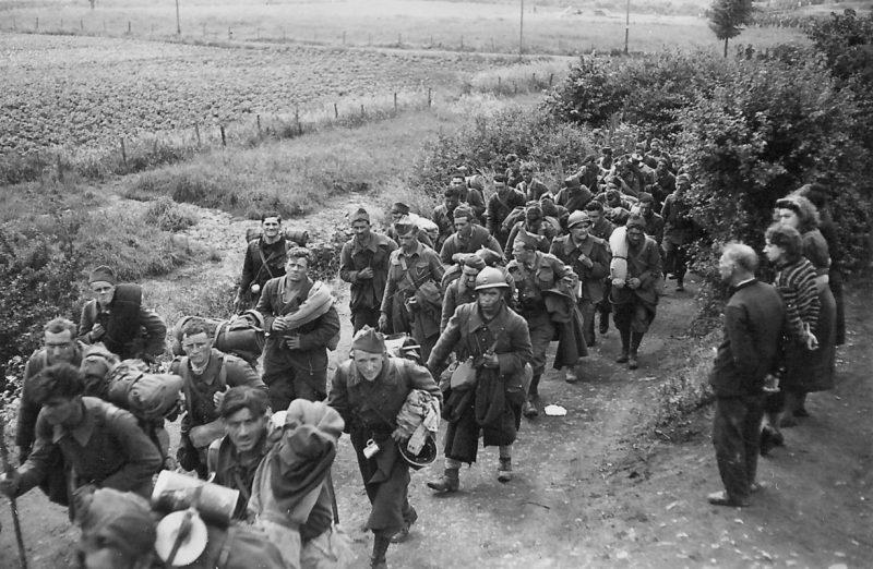 Битва за Францию 1940 год