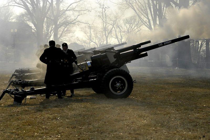Противотанковые пушки М3 и М5