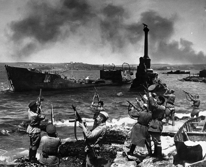 Крымская операция 1944 года - освобождение Севастополя