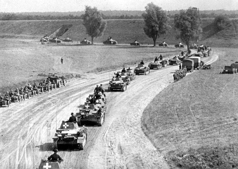 Военные концепции и доктрины перед Второй мировой войной