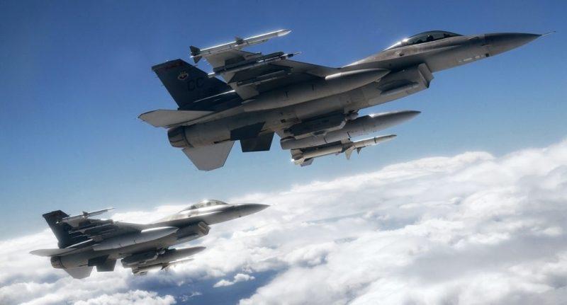 Истребитель-бомбардировщик «Локхид-Мартин» F-16 «Файтинг Фалкон» - боевой сокол