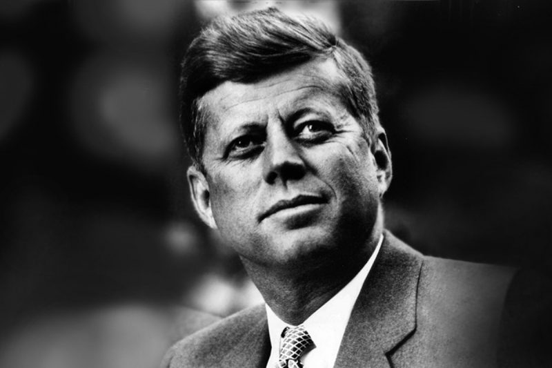 Джон Кеннеди - кумир миллионов