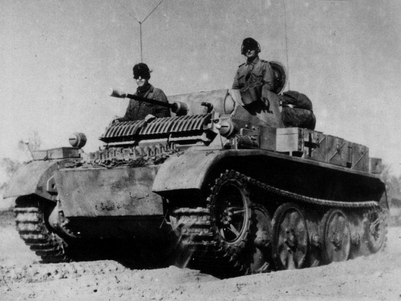 Pz.II Ausf.L «Лухс» - последний танк-разведчик вермахта