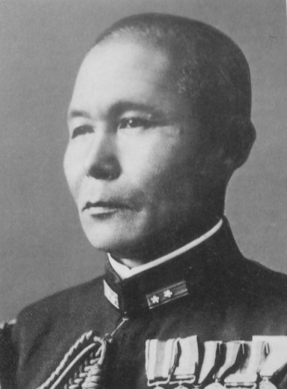 Дзисабуро Одзава - последний командующий Объединенным флотом