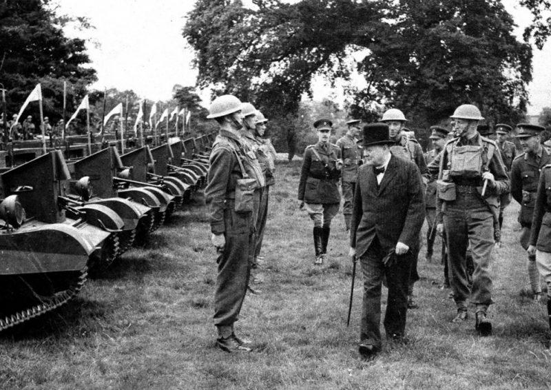 Соотношение сил и планы сторон перед Второй мировой войной