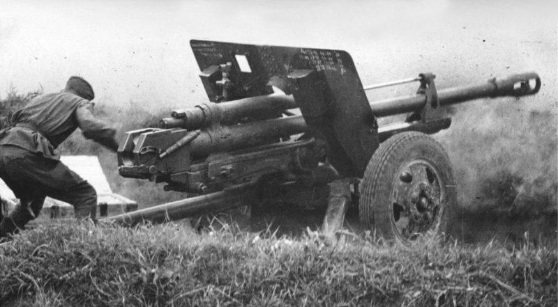 Противотанковые пушки - главный противник танков во Второй мировой войне