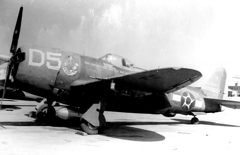Бразильская 1-я истребительная авиагруппа в боях Второй мировой войны
