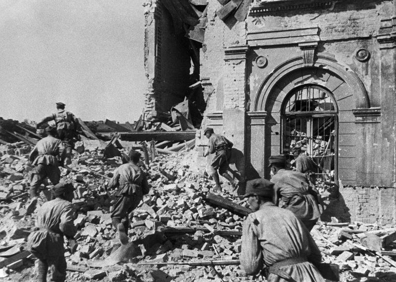 Восстание против Третьего рейха в Варшаве