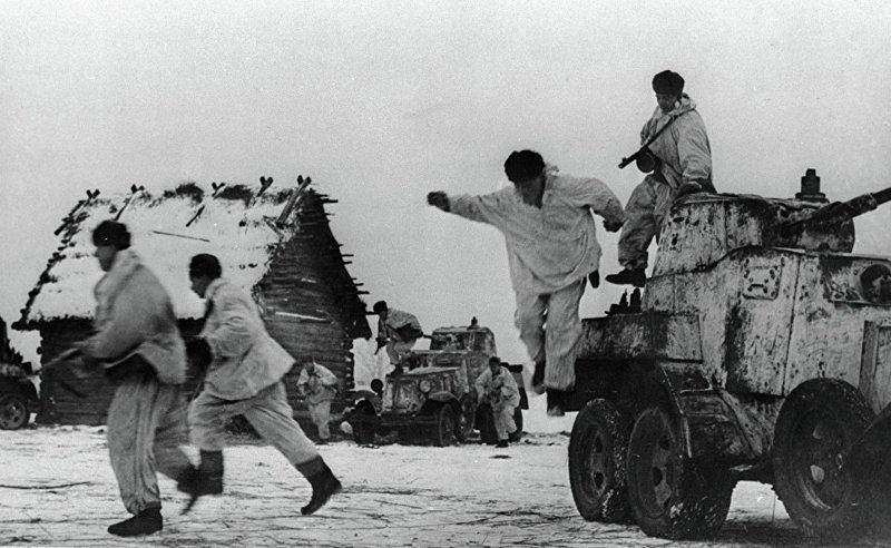 Операция «Искра». Прорыв блокады Ленинграда