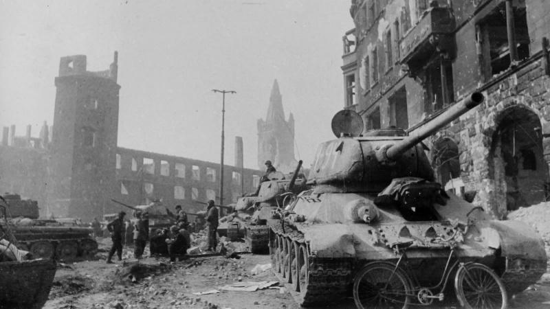 Освобождение Белграда и Будапешта