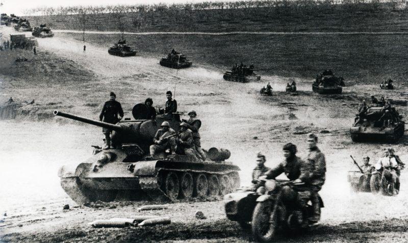 Операция «Багратион». Освобождение Белоруссии