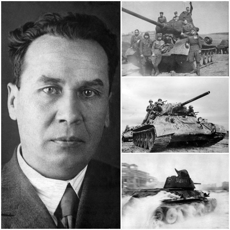 Михаил Кошкин - создатель легендарной «тридцатьчетверки»