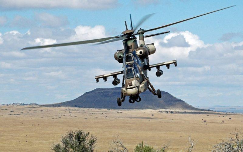 Денел АН-2 «Руивалк» - новейший боевой вертолет