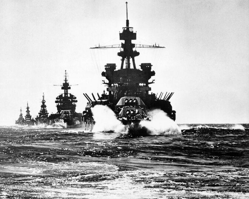 Вступление США во Вторую мировую войну. Японская экспансия на Тихоокеанском ТВД