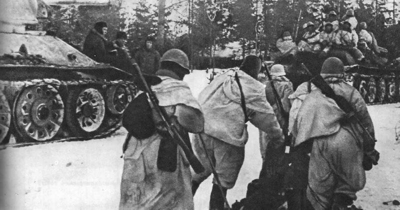 Ленинградско-Новгородская наступательная операция