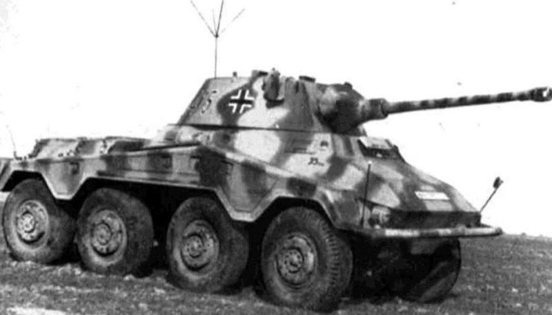 Бронемашина SdKfz 234/2 «Пума»