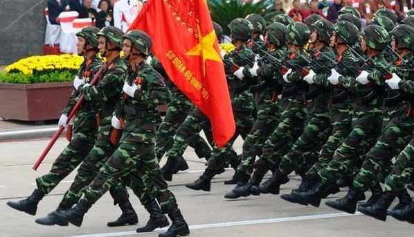 Сухопутные войска Вьетнама