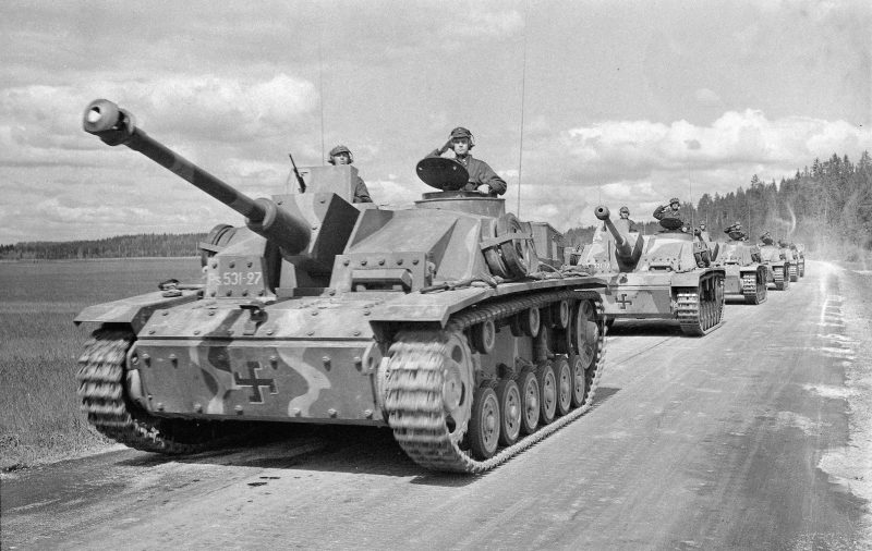 Штурмовое орудие StuG III Ausf G