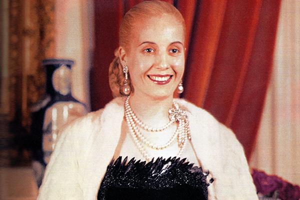 Эва Перон - лидер национального масштаба