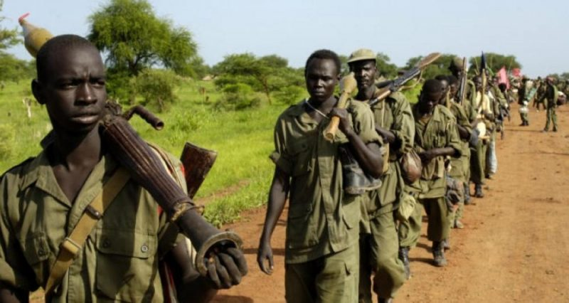 Неизвестная Ангола. Боевиков готовили в Симферополе