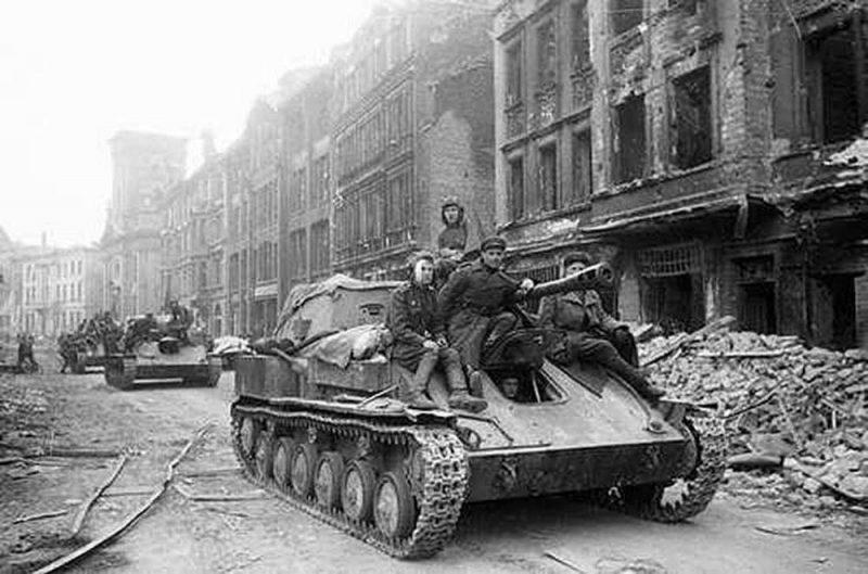 Берлинская операция