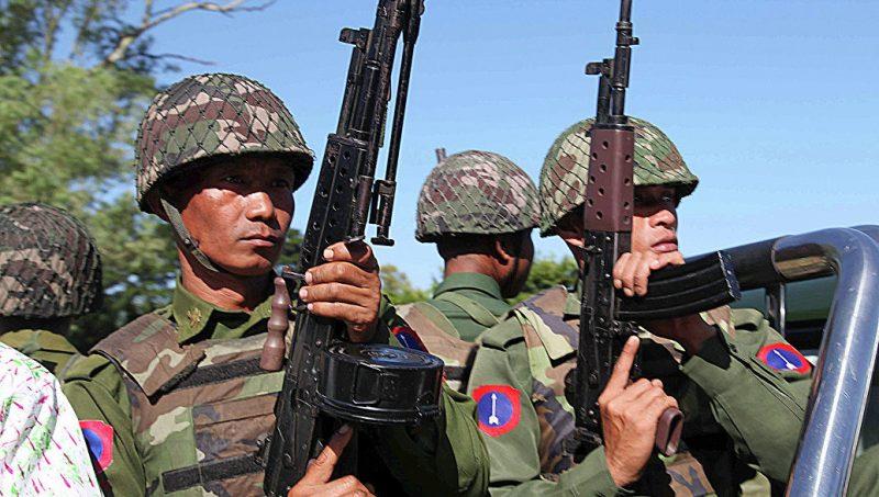 Вооруженные силы Мьянмы