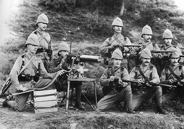 Вторая англо-бурская война